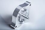 Aluminiumfrästeil CNC 5 Achsig gefertigt | Bearbeitungszentrum Hermle C600 U
