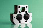 CNC Frästeil Werkzeugbau | gehärtet | Drahterodieren | Schleifen