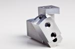 Frästeile CNC gefertigt | Beschlagsindustrie | Glasbeschläge