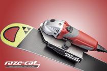 Skikantenschleifgerät | Baugruppe aus Dreh- | Fräs- & Laserteilen | Eigene Konstruktion