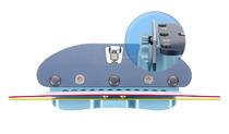 Feilenwinkel CF4 verstellbar | gebogene Feile | raze-cat
